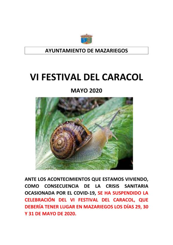 Festival del caracol